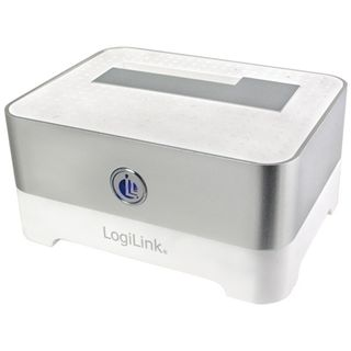 "LogiLink Dockingstation USB 3.0 für 6.3cm/3,5"" SATA"