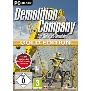 astragon Demolition Company Gold Edition (PC)