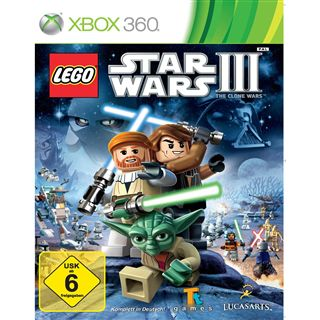 Activision LEGO STAR WARS 3 THE CLONE WAR (XBox360)