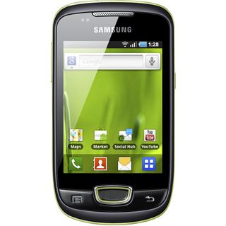 Samsung GALAXY Mini S5570 Andr lime-gn