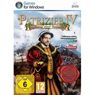 Ubisoft PATRIZIER IV -ADD-ON- AUFSTIEG (PC)