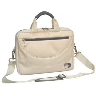 "Sumdex Notebooktasche 13.3"" Passage creme"