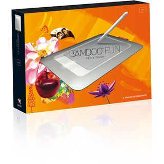 Wacom BAMBOO FUN PEN und TOUCH S