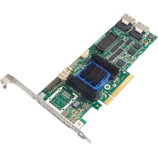 Adaptec RAID 6445 2 Port Multi-lane PCIe x8 Low Profile bulk