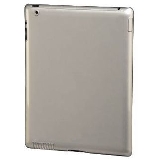 Hama Cover Transparent f. Apple iPad2 Schwarz