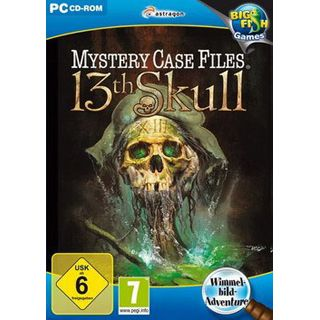 Mystery Case Files: 13th Skull (PC)