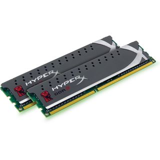 4GB Kingston HyperX DDR3-1866 DIMM CL9 Dual Kit
