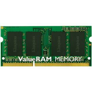 2GB Kingston ValueRAM DDR3-1066 SO-DIMM CL7 Single