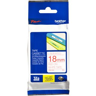 Brother TZE-242 LAMINATED TAPE 18mm 8m