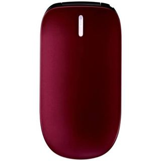 LG Electronics A170 Cube wine red
