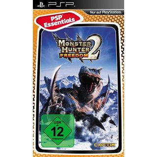 Capcom Monster Hunter Freedom 2 - Essentials (PSP)