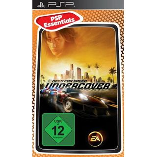 EA Games Need for Speed Undercover - Essentials (PSP)