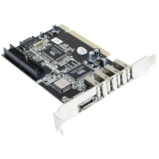 Good Connections PCI Controller Karte 7 Port PCI retail