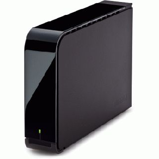 "1000GB Buffalo DriveStation Axis HD-LB1.0TU2-EU 3.5"" (8.9cm) USB 2.0 schwarz"