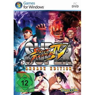 Capcom Super Street Fighter 4 Arcade Edition (PC)