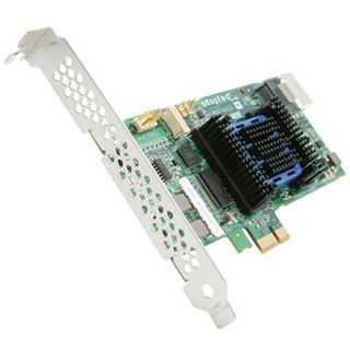 Adaptec RAID 6405E 1 Port Multi-lane PCIe 2.0 x1 Low Profile bulk