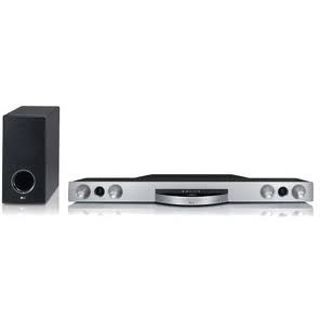 LG Electronics HLX-56 S - Soundbar, 3D Blu-ray,Wireless Subwoofer
