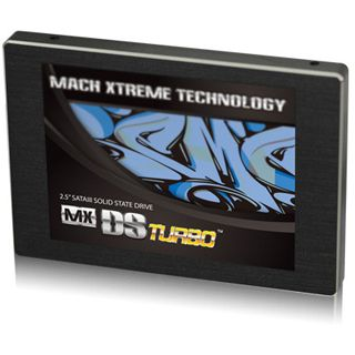 "240GB Mach Xtreme Technology DS Turbo 2.5"" (6.4cm) SATA 6Gb/s MLC asynchron (MXSSD3MDST-240G)"