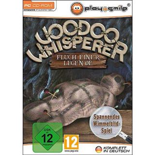 Rondomedia Voodoo Whisperer - Fluch einer Legende