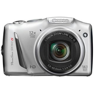 Canon Powershot SX150 IS SIL