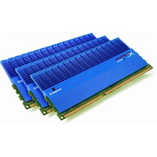 6GB Kingston HyperX DDR3-1866 DIMM CL9 Tri Kit