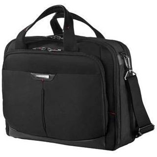 "Samsonite Pro-DLX³ Laptop Briefcase L EXP 16"", schwarz"