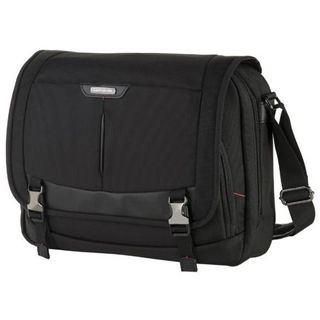 "Samsonite Pro-DLX³ Laptop Messenger 16"", schwarz"