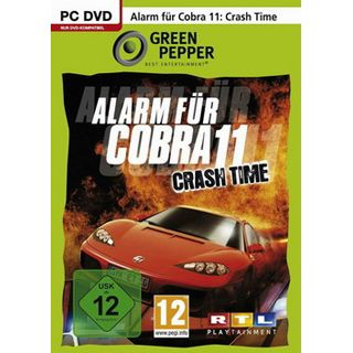 AK Tronic Alarm für Cobra 11 Crash Time 12