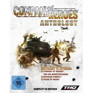 AK Tronic THQ Company of Heroes Anthology