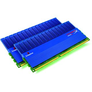 8GB Kingston HyperX DDR3-2133 DIMM CL10 Dual Kit