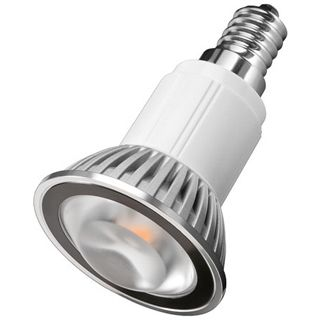 Spotlampe E14 Ambient Weiß, Sharp Mini ZENI Chip LED, 120lm, 4,6W, 230V, 2800K