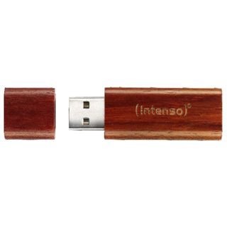 8 GB Intenso Green Line braun USB 2.0