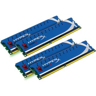 16GB Kingston HyperX Genesis DDR3-1866 DIMM CL9 Quad Kit