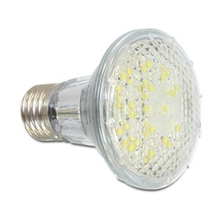 Delock LED Leuchtmittel E27, PAR20, 15 LED, warmweiß 3,5W