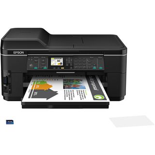 Epson WorkForce WF-7515 Tinte Drucken/Scannen/Kopieren USB 2.0/WLAN