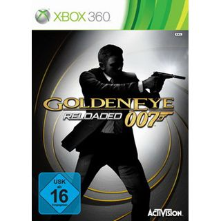 James Activision Bond GoldenEye Reloaded (XBox360)