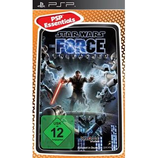 Star Wars The Force Unleashed - Essentials (PSP)