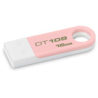 16 GB Kingston DataTraveler 109 pink USB 2.0