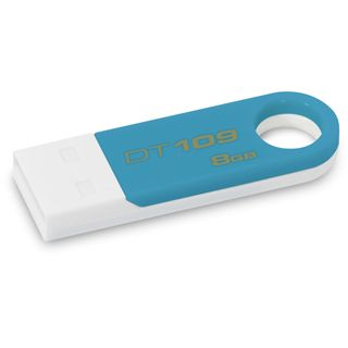8 GB Kingston DataTraveler 109 blau USB 2.0