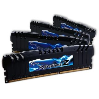 8GB G.Skill RipJawsZ DDR3-1600 DIMM CL8 Quad Kit