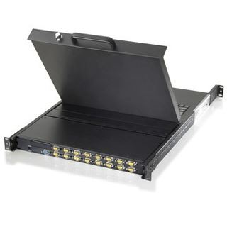 Level One KVM-0217US Modularized Rack US