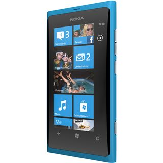 Nokia Lumia 800 16 GB blau