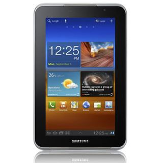 "7.0"" (17,78cm) Samsung Galaxy Tab 7.0 Plus N 3G/WiFi/UMTS/Bluetooth V3.0/HSDPA/HSDPA+/HSUPA 16GB weiss"