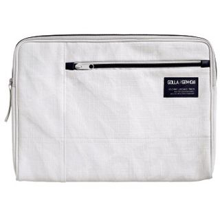 "Golla Sleeve Sydney G1312 für Apple MacBook, Displaygr. bis 34cm (13,3""), Weiß"