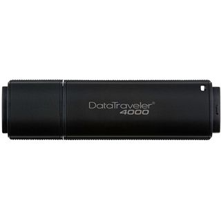8 GB Kingston DataTraveler 4000M schwarz USB 2.0