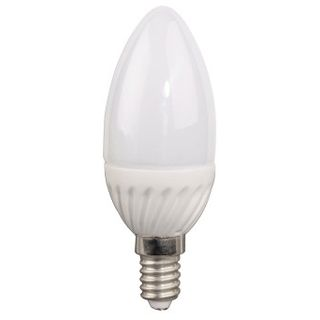 LED Xavax 112085 LED 3W KERZE E14 WW