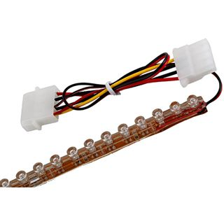LAMPTRON FlexLight 60cm rot LED Kit für Gehäuse (LAMP-LEDFL6002)