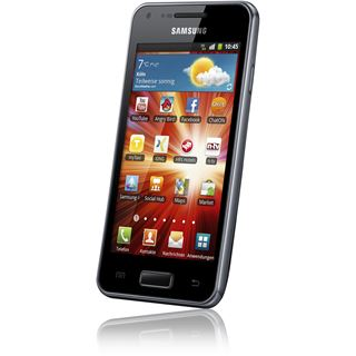 Samsung Galaxy S Advance i9070 8 GB schwarz