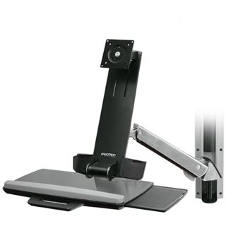 ERGOTRON StyleView Sit-Stand Combo Arm