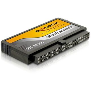 "1GB Delock Flash Modul 1.8"" (4.6cm) IDE 44-pin MLC (54149)"